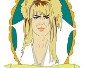 Blank Card - Labyrinth, Jareth - You Remind Me of the Babe