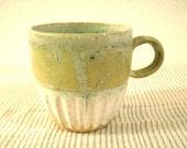One ceramic cup