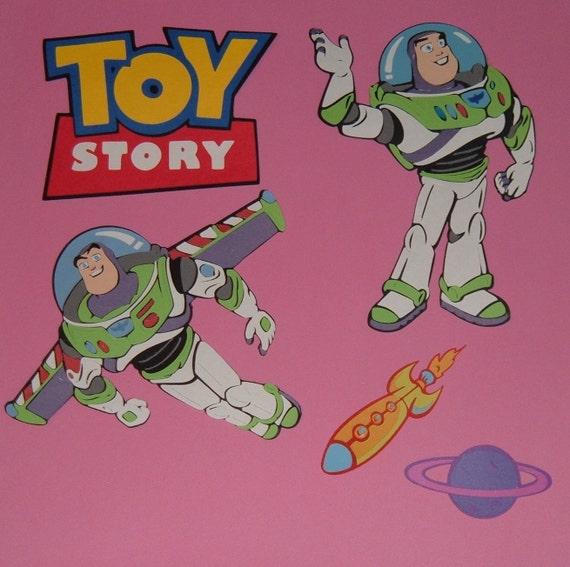 Freebies scrap toy story