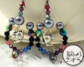 ID1035 - Arc-en-Ciel Chandelier Earrings