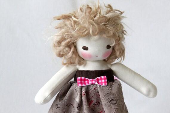 "Waterfalls&Dolls... 10"" custom order JULY shipping"