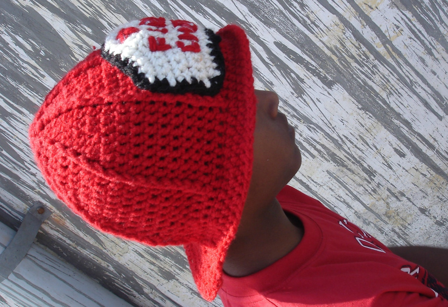 Crochet Pattern For Baby Fireman Hat : Crochet Fireman Outfit Pattern images
