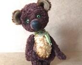 Teddy Bear Koala Totem. OOAK.