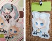 Vocaloid Sticker set