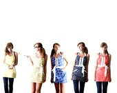 The Apron of the Month Club / one year monthly subscription for one of a kind adjustable hostess aprons
