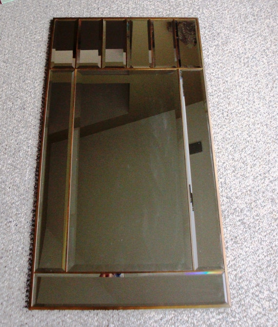 RESERVED for Heathermcardle - LaBarge Mirror - 1980's Mirror - Vintage LaBarge Mirror - Unique