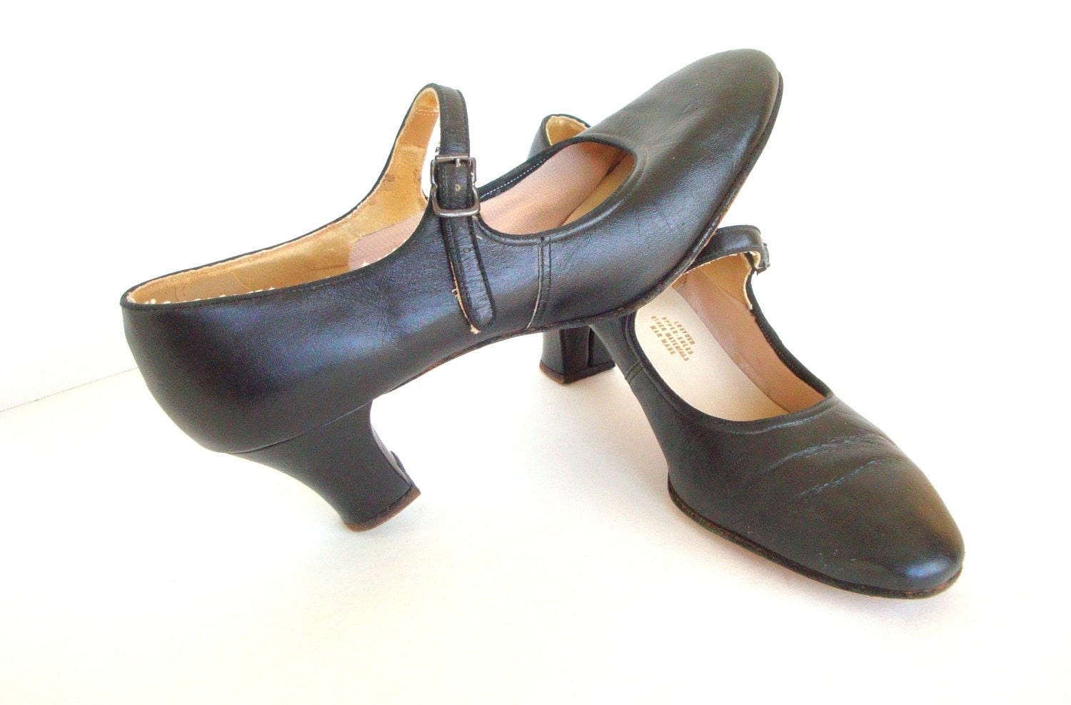poppins style shoes vintage tap shoes black tap