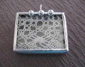 Antique Lace Pendant