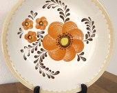 Ironstone Serving Bowl-Pie Dish