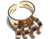 Sarah Coventry Cosmic Wrap Around Vintage Ring