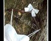 HUGE SALE Personalized Custom Bridal Hanger / Brides Hanger / Bride / Name Hanger / Wedding Hanger /Personalized Bridal Gift