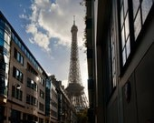 Eiffel Tower (8x10 Print)