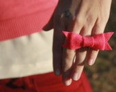 Put a Bow On It Ring -in Pink