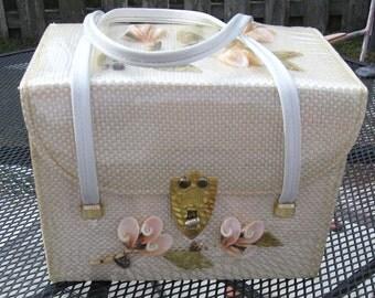 Sea shell handbag vintage Bags by Patricia