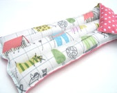 Natural Heating Pad, Herbal Pain Relief, Aromatherapy Heating Pad, Herbal Remedy, Pain In The Neck