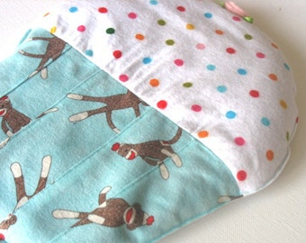 cupcake heating pad and ice pack, sock monkey, aromatherapy, lavender, spa, hot cold pavk