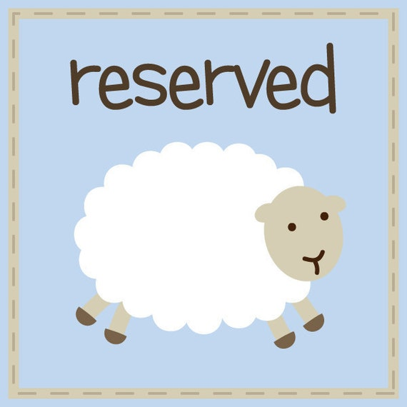 Reserved Listing for Fiona