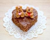 Teddy Bears fondant toppers