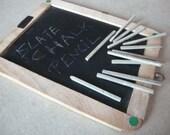 chalk pencil 50 pencils set slate pencil natural slate stone for slate and chalk board