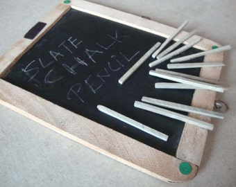 Chalk Pencils Slate pencil natural chalk stone for slate and chalk board