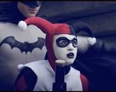 Harley Quinn Animated Series Mask