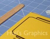 mini Lego Head Craft PDF