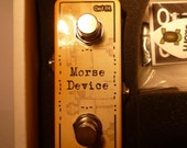 0xd FX Morse Devive Killswitch Pedal (B-stock)