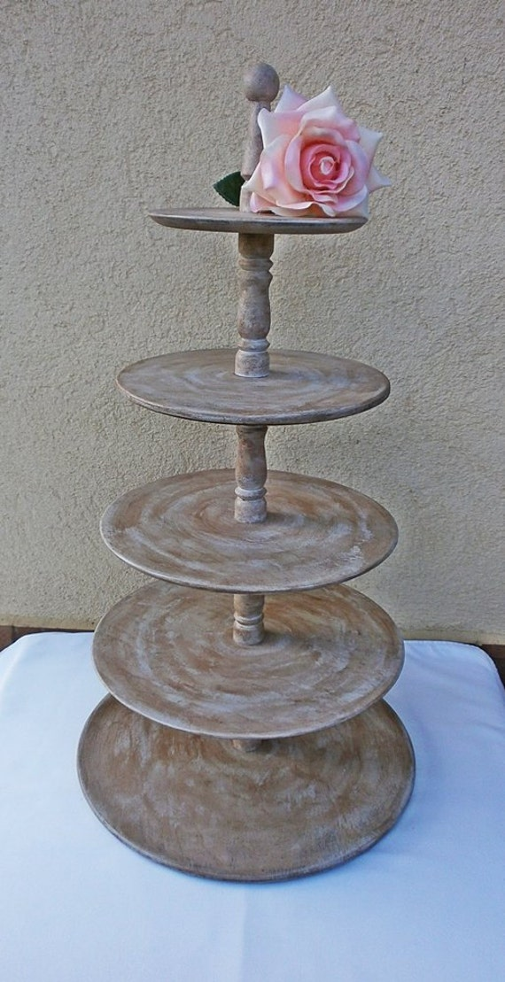 tier rustic cupcake stand wedding reception dessert buffet bridal
