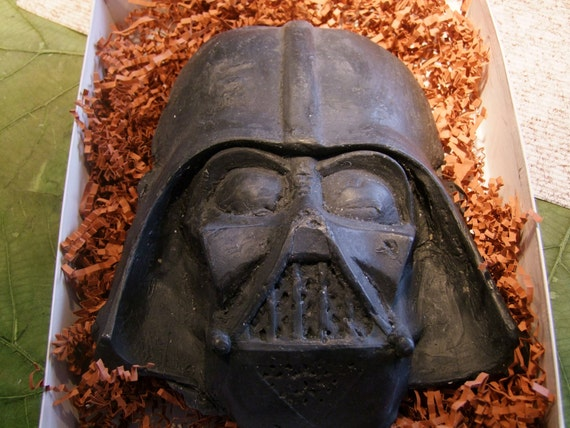 Giant Darth Vader Bamboo and spices moisturizing soap 1 kg