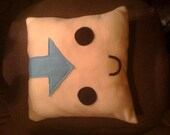 Aang Pillow for Jayme