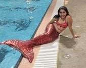 3 FINS,  Real Mermaid Tails