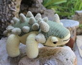 Ankylosaurus Crochet Amigurumi