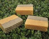 Honey and Carrot Juice Soap