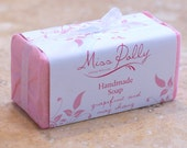 Grapefruit and May Chang Handmade Soap 100g