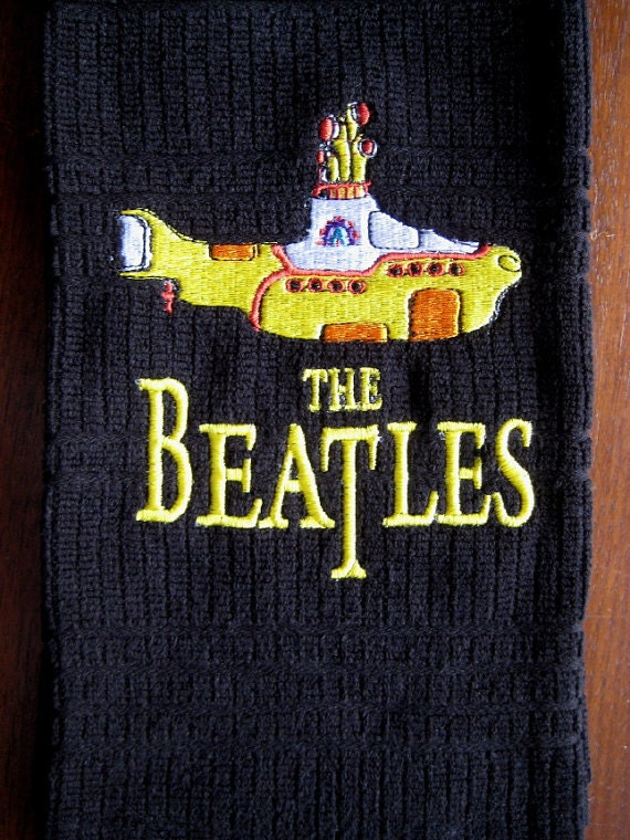 Towel Beatles Yellow Submarine