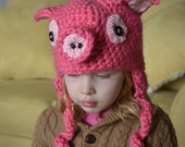 Pig hat, any size