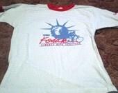 1986 Kodak Liberty Ride Festival Statue Of Liberty shirt