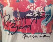 Rez / Resurrection Band Music To Raise The Dead 1974 Baseball Shirt Large