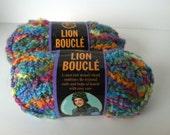 Detash Lion Boucle in Parfait 2 Balls
