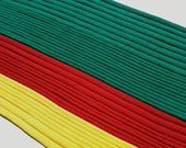 Crafting Cords - Red, Yellow, and Green