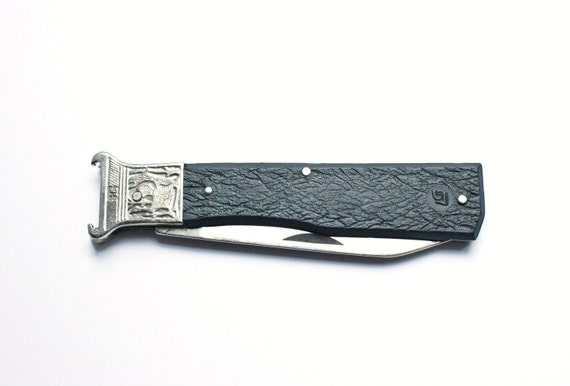 Vintage UNUSED pocket knife Gluhar from Russia Soviet Union