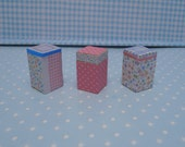 Gaël Miniature Kitchen jars - Shabby Chic greengate