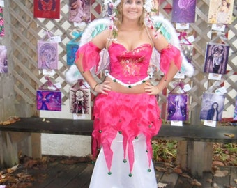 Enchanted Garden Fairy Costume
