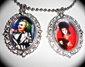 Beetlejuice or Lydia Necklace