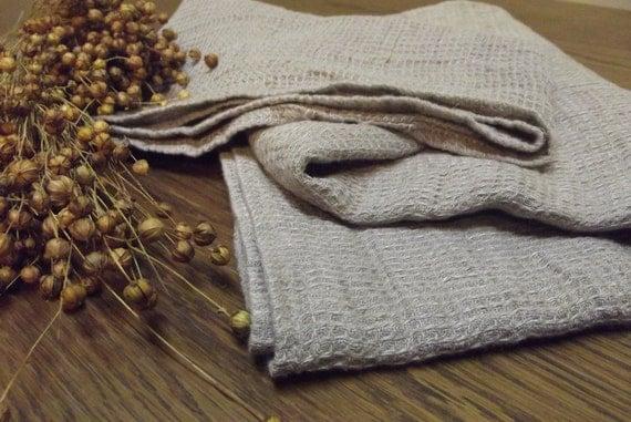 Handmade Soft Linen Bath Towel FREE SHIPPING WORLDWIDE