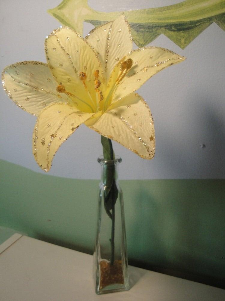 Tangled Rapunzel's Magic Golden Flower