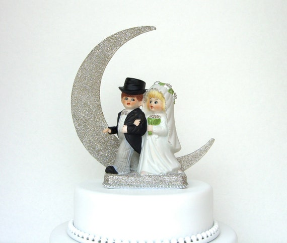 old hollywood wedding cake toppers cake topper roaring 20s retro cake topper 17996