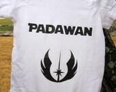 Star Wars Padawan Onesie