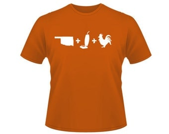 Spell-it-OUt t-shirt for Texas Longhorn fans