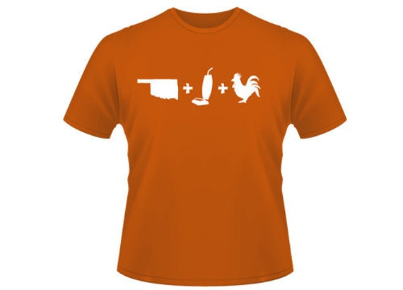 Spell It Out T Shirt For Texas Longhorn Fans
